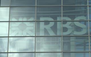 Royal Bank of Scotland slumps to £968m first-quarter loss