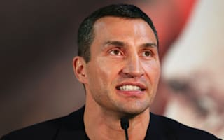 Klitschko injury nixes Joshua plans