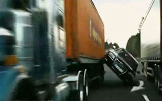 VIDEO: Transporter 3 trailer #2 shows more Audi A8 co-star