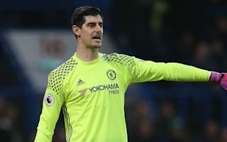 Courtois surprised by Chelsea's success