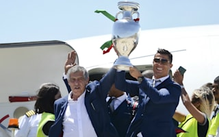 Ronaldo to vote for Santos, not Zidane as coach of the year