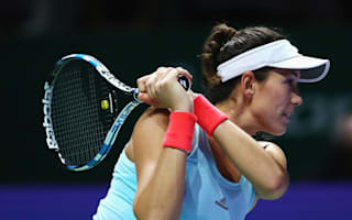 Muguruza looking to build in 2017