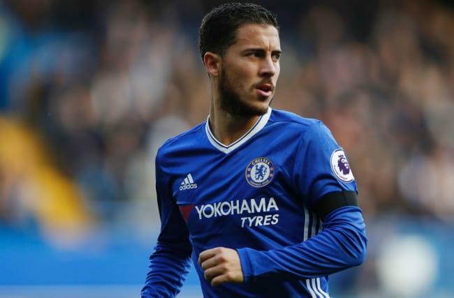 Hazard: Goals do not matter to me