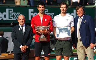 Murray better than Djokovic in last six months - Henman