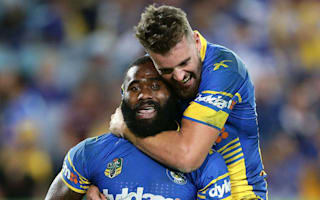 Radradra shines as Eels overcome Bulldogs