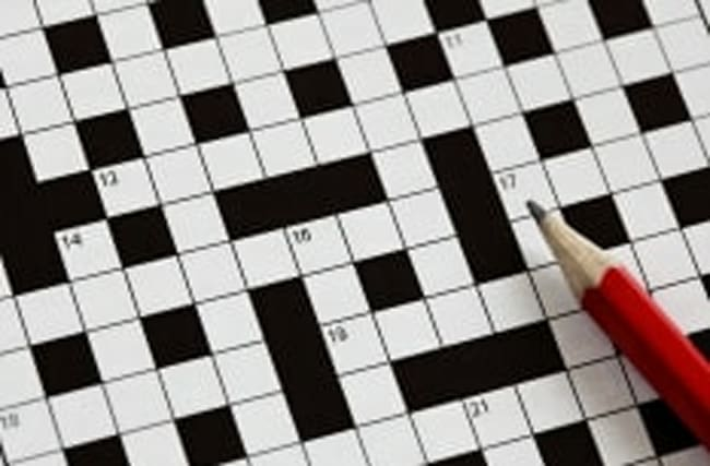 Solve today's crossword puzzle: There's a new one every day