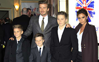Are the Beckhams on a holiday from hell in the Maldives?