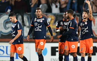 Montpellier 3 PSG 0: Visitors miss chance to go top
