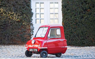 Tiny Peel P50 brings RM Sotheby's auction to a close