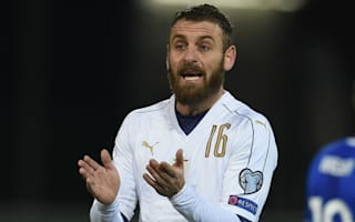 De Rossi fears greed may hinder Italy's World Cup hopes