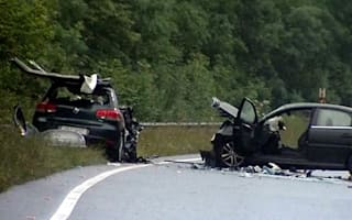 Young family decimated by suicidal driver