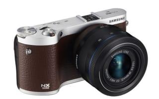 Win! A Samsung NX300 camera