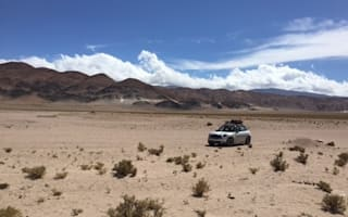 MINI Road Trip Day Six: We rise into the Andes
