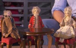 £200,00 dolls revealed on Antiques Roadshow