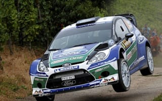 Ford pulls out of World Rally Championship