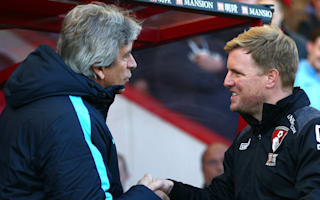Howe: City were better in all areas