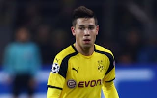 Dortmund defender Guerreiro's injury downgraded to bruising