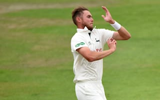 Broad in contention for opening South Africa Test