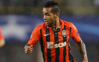 Teixeira is worth EUR50million - Shakhtar coach