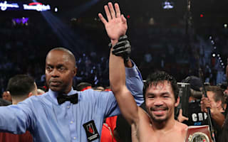 Pacquiao 'not done yet' with boxing