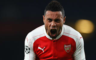 Coquelin 'hungry' for a third straight FA Cup