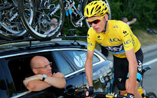 Froome not considering retirement, says Brailsford