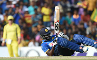 Injury rules Mathews out of Australia tour