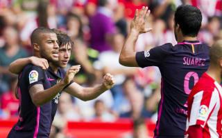 Luis Enrique plans to keep Sergi Roberto on his toes