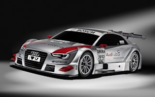 It's an Audi A5, but not as you know it