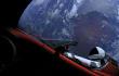 Hay un descapotable viajando por el espacio y no es ciencia ficción