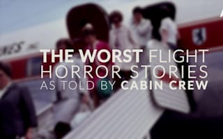 The worst flight horror stories as told by cabin crew