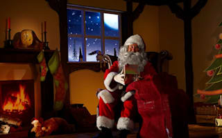 The secrets of Santa's grotto