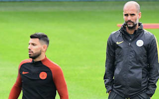 Match-fit Aguero praises 'picky' Guardiola, Sagna out for three weeks
