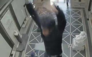 $7.25m settlement after engineer falls through museum ceiling