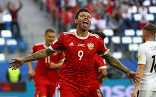 Russia v Portugal: Smolov plays down hero status