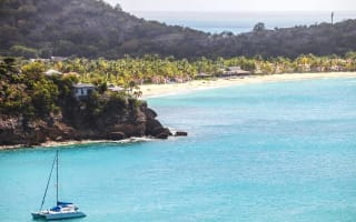 British holidaymaker  fighting for life after being shot in Antigua