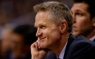 Kerr: NBA record will never be broken