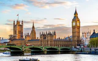 Big Ben voted Britain's best landmark