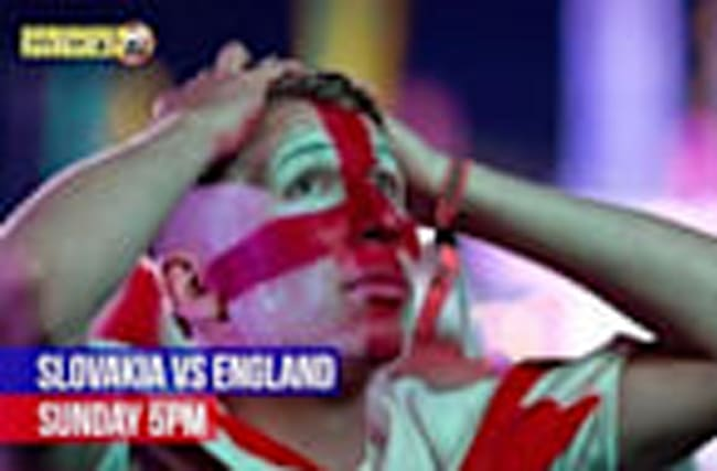 Slovakia vs England - 2018 World Cup qualification match preview
