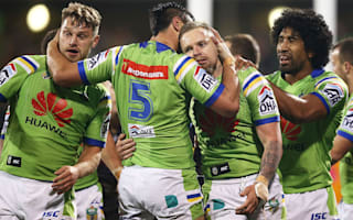 Raiders hold off Panthers to set up Storm clash