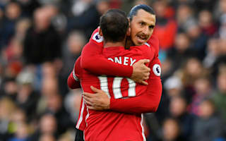 Eriksson knew Ibrahimovic would succeed at United and tips Rooney to stay