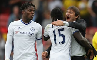 Moses happy for Conte chance after Mourinho struggle