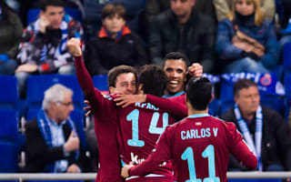 Espanyol 0 Real Sociedad 5: Vela scores stunner in ruthless display