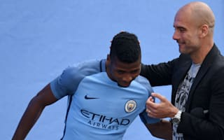 Iheanacho dealing with change under Guardiola