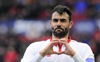 Iborra makes a mark at both ends as Sevilla scrape past Osasuna