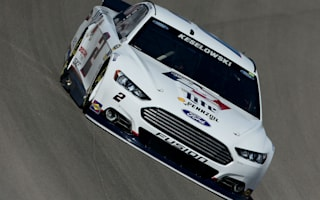 Keselowski survives 10 cautions to win Geico 500 at Talladega