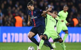 Ibrahimovic would shine in the Premier League - Fernandinho