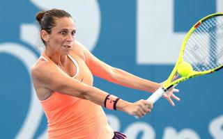 Vinci, Niculescu suffer first-round exits