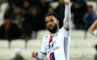 Lacazette subject of EUR70m bid, claim Lyon