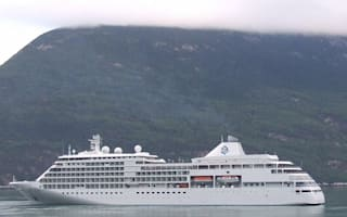 Cruise liner collides with ship in thick fog: Brits on board